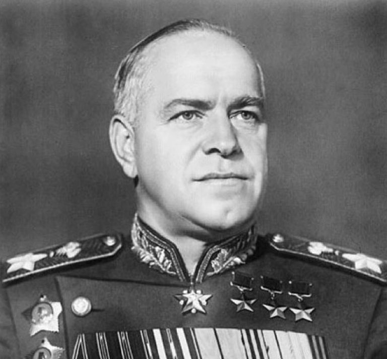 We're Inspired By Georgy Zhukov | Fighting Arts Health Lab
