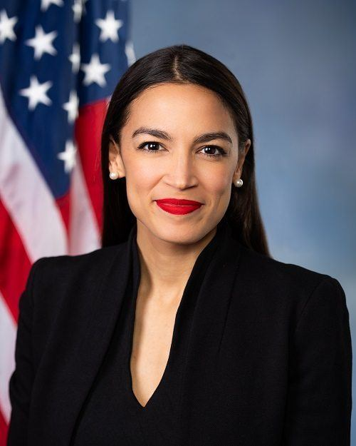 We're Inspired By Alexandria Ocasio-Cortez | Fighting Arts Health Lab