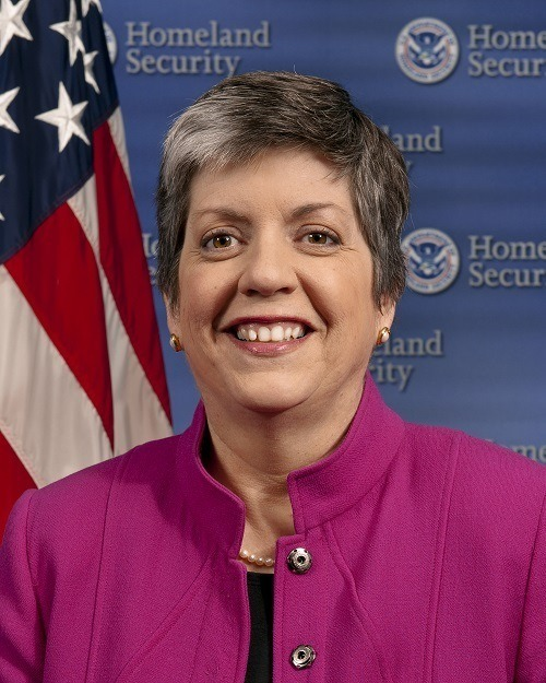 We're Inspired By Janet Napolitano | Fighting Arts Health Lab