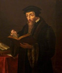 We're Inspired By John Calvin | Fighting Arts Health Lab