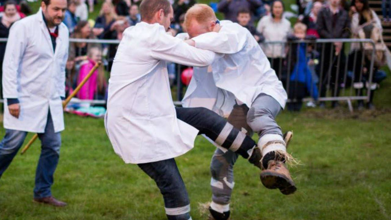 We're Inspired By Shin-kicking | Fighting Arts Health Lab